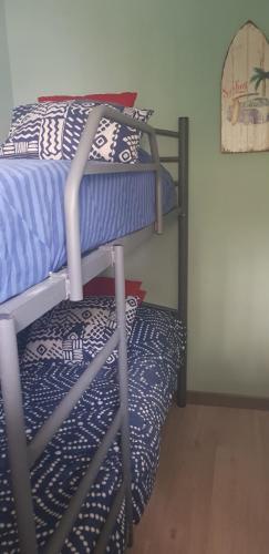 Chambre enfants lits supperposés