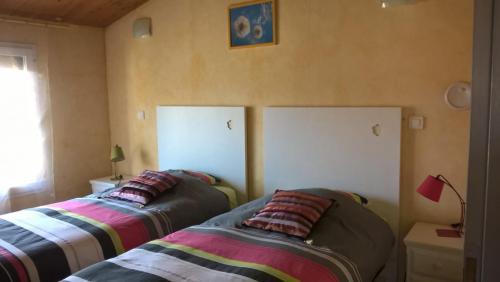 Chambre 2 lits séparés